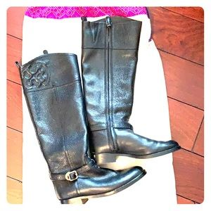 Tori Burch Knee High Boots